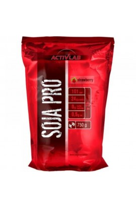ActivLab Soja Pro  750 grams of strawberry