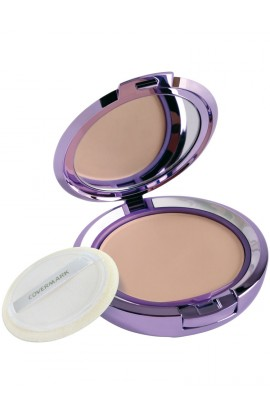 Covermark Compact Waterproof Powder 10 g, Color tone: 1