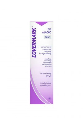 Covermark Leg Magic, Fluid Camouflage, Makeup Waterproofing Legs & Body 75 ml, Color tone: 65