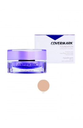 Covermark Foundation Tarn-Makeup Waterproof 15 ml, Color tone : 1