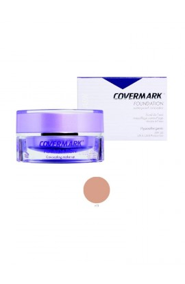 Covermark Foundation Tarn-Makeup Waterproof 15 ml, Color tone : 3