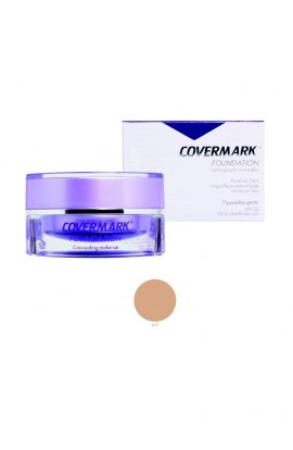 Covermark Foundation Tarn-Makeup Waterproof 15 ml, Color tone : 7