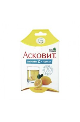 Natur Product ASKOVIT lemon