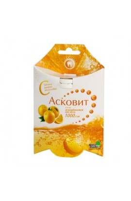 Natur Product ASKOVIT orange