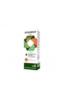 Natur Product Bronchinol Cough syrup 200ml