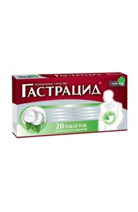 Natur Product Gastricid 24 tablets