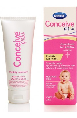 Sasmar Conceive Plus Applicator 8 pieces per package