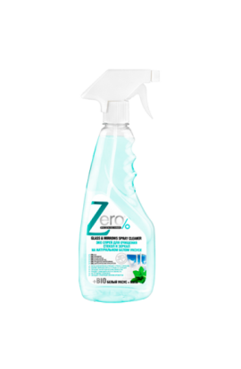 Window and Glass Cleaner 420ml Zero
