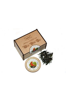 Georgian alpine wild white tea in a box 30g