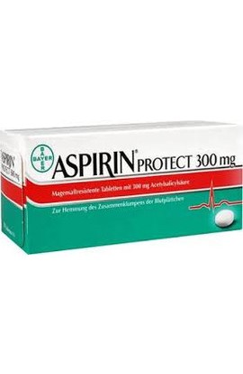 Bayer, ASPIRIN Protect 300 mg magensaftres.Tabletten,42 tab