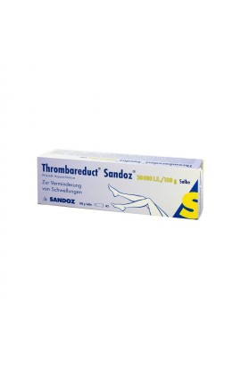 HEXAL, Thrombareduct Sandoz 30 000 I.E. Salbe, 100 g