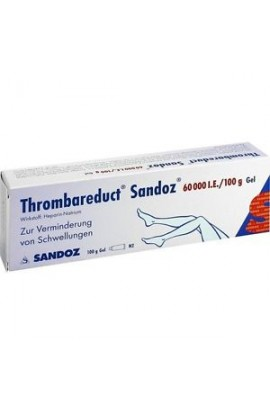 HEXAL, Thrombareduct Sandoz 60 000 I.E. Gel, 200 g
