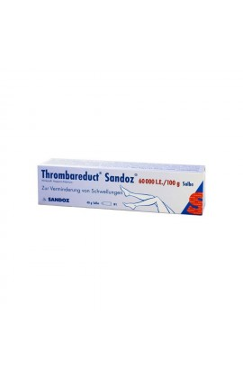 HEXAL, Thrombareduct Sandoz 60 000 I.E. Salbe, 40 g