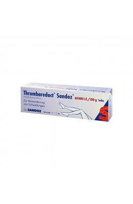 HEXAL, Thrombareduct Sandoz 60 000 I.E. Salbe, 100 g