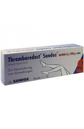 HEXAL, Thrombareduct Sandoz 60 000 I.E. Salbe, 200 g