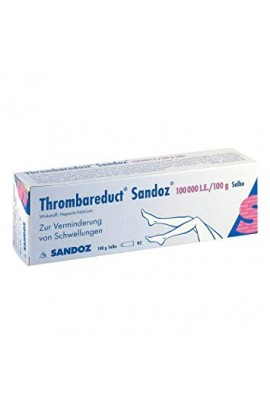 HEXAL,Thrombareduct Sandoz 100 000 I.E. Salbe , 100 g