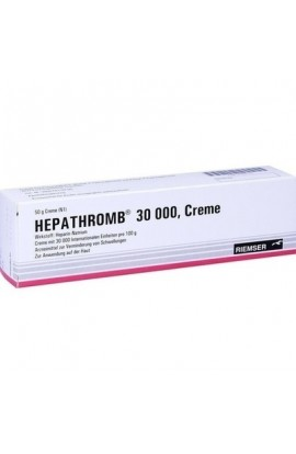 Riemser, HEPATHROMB 30000, 50 g