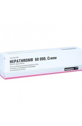 Riemser, HEPATHROMB 60000, 50 g