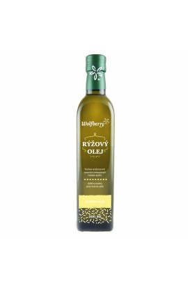WOLFBERRY Rice oil 500 ml