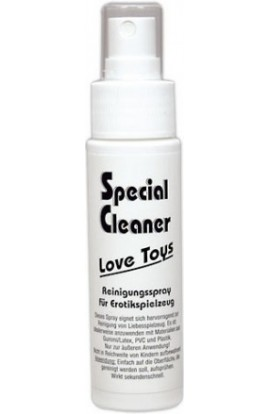 Lubry Special toy cleaner - disinfection of erotic aids 50 ml