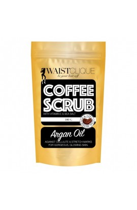 WaistClique WaistScrub Coffee peeling with Argan oil