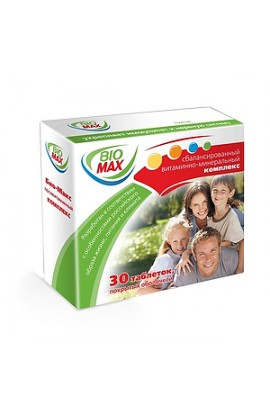 Valenta Farma Bio-Max, tablets, 30 pcs.