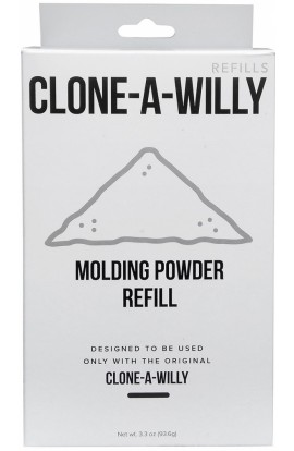 Clone A Willy Replacement 3D gel (modeling powder)