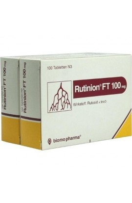 Biomo, RUTINION FT 100mg, 200 tab