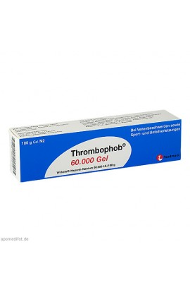 Nordmark,THROMBOPHOB 60000 Gel, 100 g
