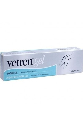 Takeda, VETREN 30.000 Gel , 100 g