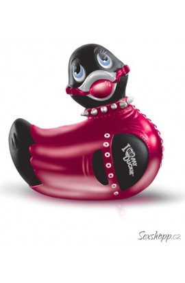 Big Teaze Toys Vibrating Duck I Rub my Duckie Bondage