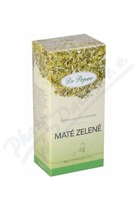 Dr.Popov green tea list 20 x 1.5 g