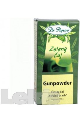 Dr.Popov Gunpowder green 100 g