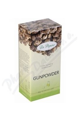 Dr.Popov Tea GUNPOWDER 20 x 1,5 г