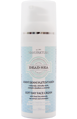 Manufaktura Gentle day cream with Dead Sea Mineral  50 ml