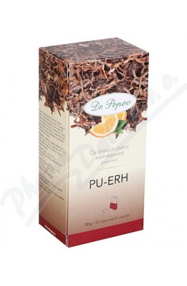 Dr.Popov Tea Pu-Erh orange n.s.20 x 1.5 g