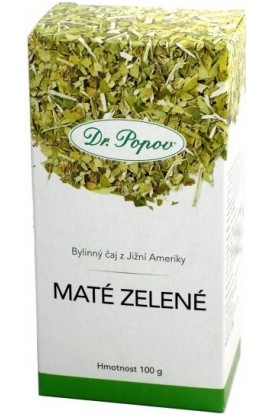 Dr. Popov Tea Maté Lemon 100 g