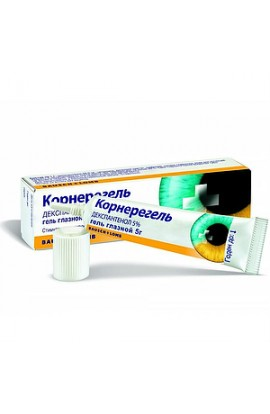 Valant Korneregel, eye gel 5%, 5 g