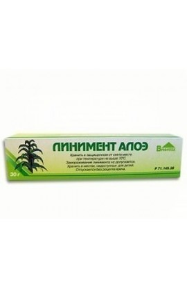 Vifitech TOO Aloe, liniment, 30 g