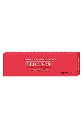 VIS OOO Venozol cream, 50 ml