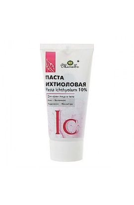 Mirrola Ichthyol paste, 40 ml
