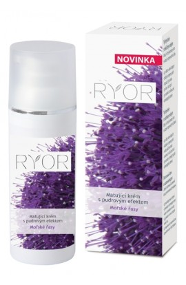 RYOR Matting Cream with Powdery Effect. Seaweed. 50 ml.