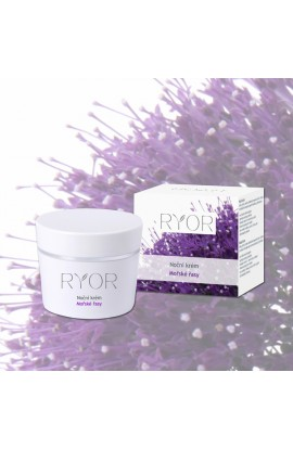 RYOR Night Cream. Seaweed. 50 ml.