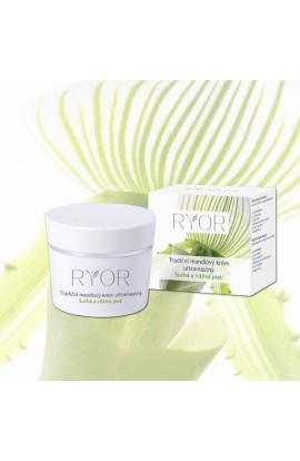 RYOR Traditional Almond cream, ultra-fat. Dry and sensitive skin. 50 ml.