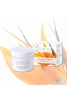 RYOR Day cream with UV filters - Q10. Coenzyme Q10. 50 ml.