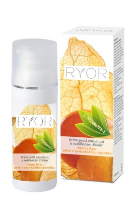 RYOR Anti-redness and wrinkle cream. Derma Ryor. 50 ml.