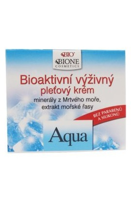 BC Bione Cosmetics Aqua Bioactive Nourishing Cream 51 ml