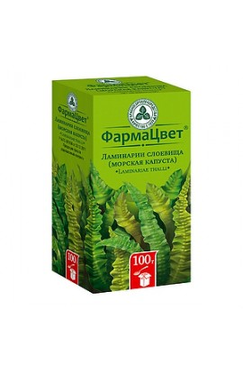 PharmaColour of Laminaria thallus (Sea kale), pack, 100 g