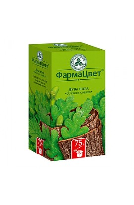 PharmaColour Oak bark, pack, 75 grams
