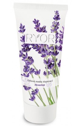 RYOR  Aknestop.  RYOR Gel mask.100 ml.
